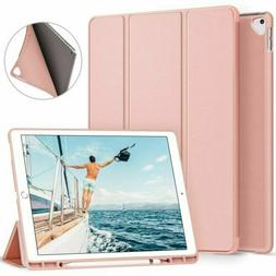Ztotop Case for iPad Pro 12.9 Inch 2017 rose gold