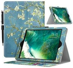 MoKo Case for New iPad 2017 9.7 Inch - Premium Light Weight