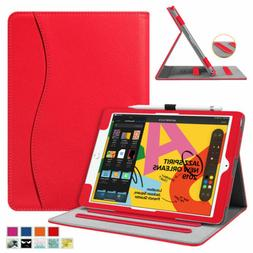 Case for New iPad 7th Gen 10.2 Inch 2019 Multi-Angle Viewing