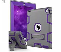 Topsky Case iPad 2 3 4 Case, 3 Layer Armor Shock-Absorption/