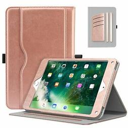 MoKo Case for iPad 9.7 2018/2017 - Slim Folding Stand Folio