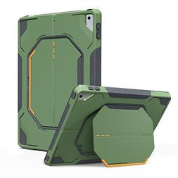 MoKo Case Fit iPad 9.7 5th/6th Generation -  Shockproof Full