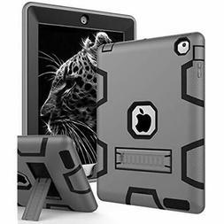 TOPSKY Cases IPad 2 Case,iPad 3 4 2/3/4 Kids Proof Case,Heav