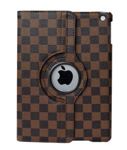 inShang Checker Damier smart case/cover/stand for iPad Air /