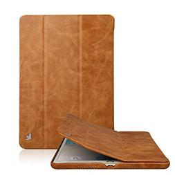 Jisoncase Classic Series Apple New iPad Pro 10.5 Case Vintag