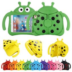Cute Kids Safe Soft EVA Stand Case Cover For Apple iPad 5th/