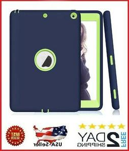 Defender Protection Case Shield With Stand Fits For Ipad 9.7