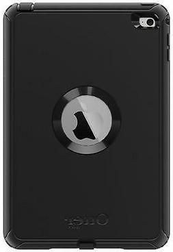 OtterBox DEFENDER SERIES Case & Stand for iPad Mini 4  - Bla