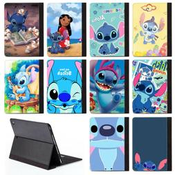 Disney Cartoon Lilo & Stitch Protective Stand Case Cover For