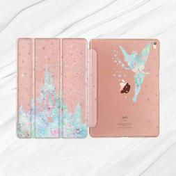 Disney Fairy Castle Rose Gold Smart Case For iPad Pro 9.7 10