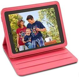 Disney Pink Sketch Mickey Mouse Ipad  Portfolio Case Retail
