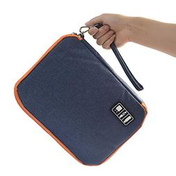 Electronics Accessories Cases,crayfomo Multifunctional Trave