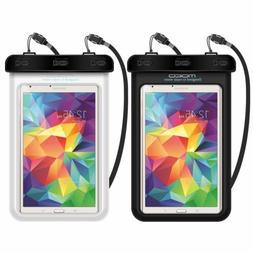 MoKo Universal Waterproof Case Dry Bag Pouch for iPad Mini 2