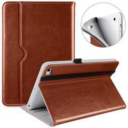 DTTO Cases IPad Mini 4 Case, Premium Leather Folio Stand Cov