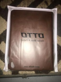 DTTO New iPad 5th & 6th Generation Case 9.7 Inch 2019, Premi
