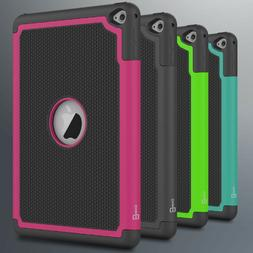 Dual Layer Protective Hybrid Armor Tablet Cover Case for App