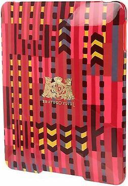 Juicy Couture Electronics Hard Ipad Case,Bright Rose,One Siz