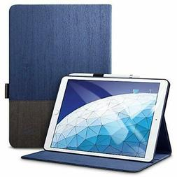 ESR Case for IPad Air 3 Case with Pencil Holder Book Cover D