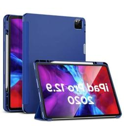 "ESR for iPad Pro 12.9"" Case 2020 & 2018 with Pencil Holder,"