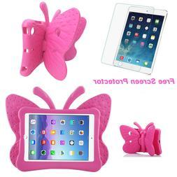 EVA Shockproof Kids Handle Foam Case Cover Stand For iPad Mi