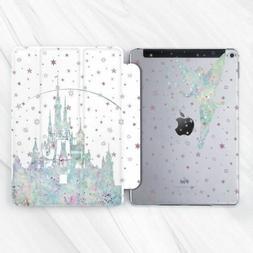 Fairy Disney Magic Castle Smart Case For iPad Pro 9.7 10.5 1