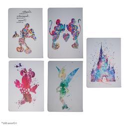 Disney Fan Art Case/Cover for Apple iPad Mini 1/2/3 / Foldin