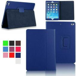 Fits Apple iPad Mini 1 2 3 4 5 7.9 inch Tablet Case PU Leath