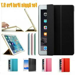 Flip Case For iPad 9.7 2018 6th Gen 2017 5th Smart Leather F
