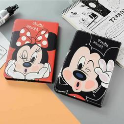 Flip Disney Smart Leather Stand Case Cover Defender For Appl