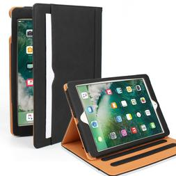 "Flip Magnetic Leather Stand Case For Apple iPad 9.7"" 6th Gen"