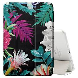 Graphic4You Flower Floral Pattern  Ultra Slim Case Smart Cov