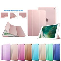 """Folding Leather Case for iPad 9.7"""" 5/6 Gen A1822/A1823/A1893"""