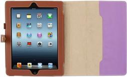 Griffin Folio for iPad 2, iPad 3, and iPad , black/brown   M