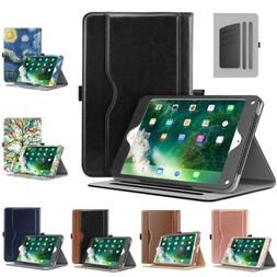 MoKo Slim Folding Stand Folio Cover Case w/ Card Slots for A