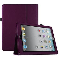 Fintie iPad 2/3/4 Case - Slim Fit Folio Stand Case Smart Pro