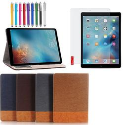 Folio Magnetic PU Leather Smart Wake/Sleep Cover Stand Case