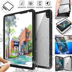 Fr iPad Pro 12.9 2018 Case Waterproof Shockproof Dirtproof U