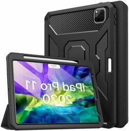 MoKo Full-Body Shockproof Case Smart Shell Cover for iPad Pr