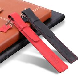 Genuine Leather Pencil Case Sleeve Pouch Bag Holder for iPad