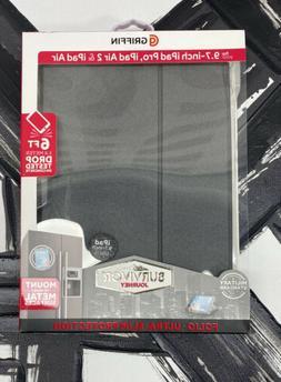 Griffin iPad Pro 9.7, iPad , iPad Air 2 Survivor Case  - NEW