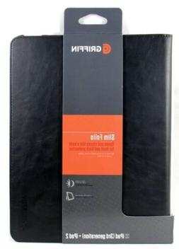 Griffin Slim Folio Case with stand For iPad 3 3rd 2Gen 2 1 S