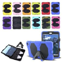Hard Rubber Heavy Duty Shockproof Case Cover w/ Plastic Scre