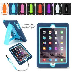 Heavy Duty ShockProof Case Cover For iPad 2/3/4 Mini1 2 3 Ai