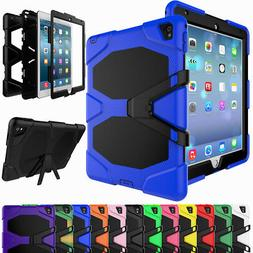 Heavy Duty Shockproof Rugged Armor Screen Protector Case For