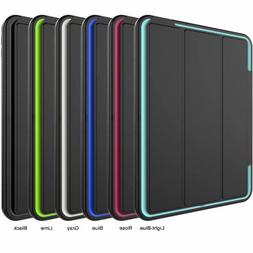 HEAVY DUTY SHOCKPROOF SMART CASE COVER FOR IPAD 2 3 4 MINI 1