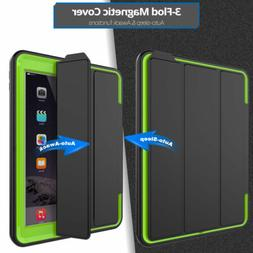 HEAVY DUTY SHOCKPROOF SMART CASE COVER FOR For New iPad 9.7