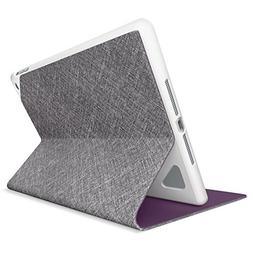 Logitech Hinge Flex. Case f/iPad Air Grey, 939-000925