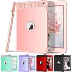 Hybrid Armor HeavyDuty Shockproof Rubber Case for New iPad 9