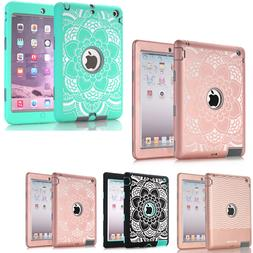 HYBRID SHOCKPROOF MILITARY HEAVY DUTY CASE COVER FOR APPLE I