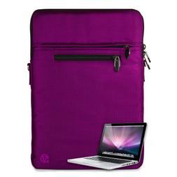 VanGoddy Hydei Sleeve PURPLE PLUM Shoulder Carry Sling Bag C